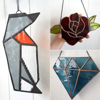 FREE Stained Glass Patterns